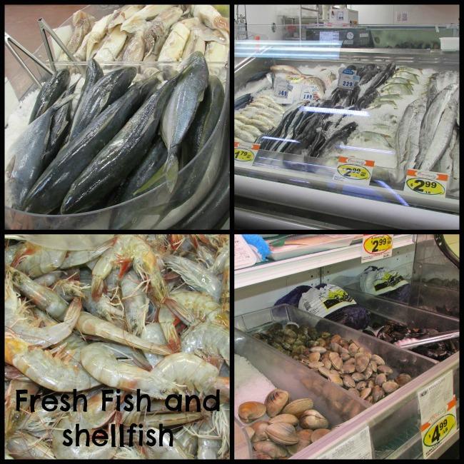Farm Direct fresh fish and shellfish