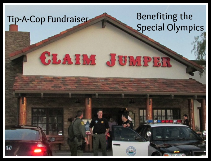 Claim Jumper Tip-a-cop main picture