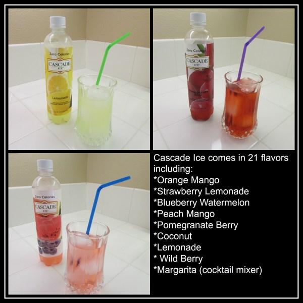 Cascade Ice Flavors