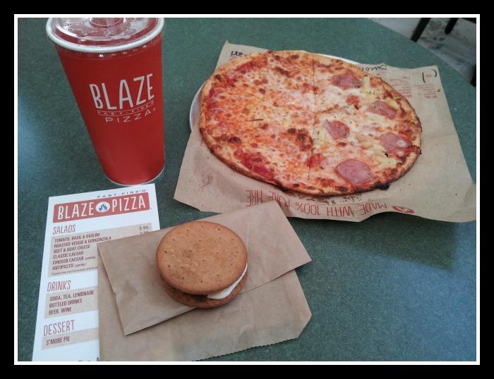 Blaze meal