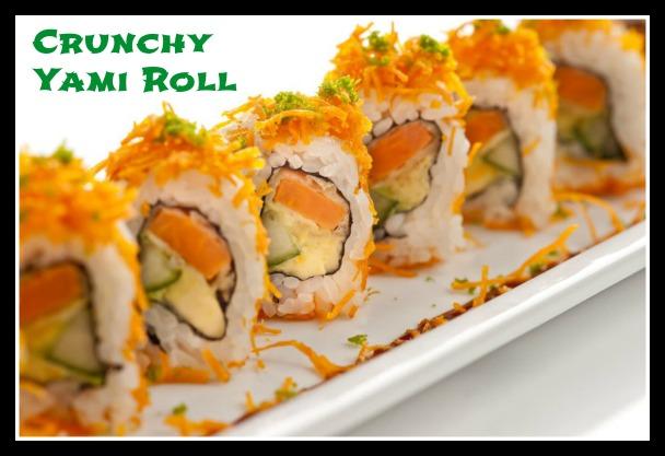 crunchy yami roll 4