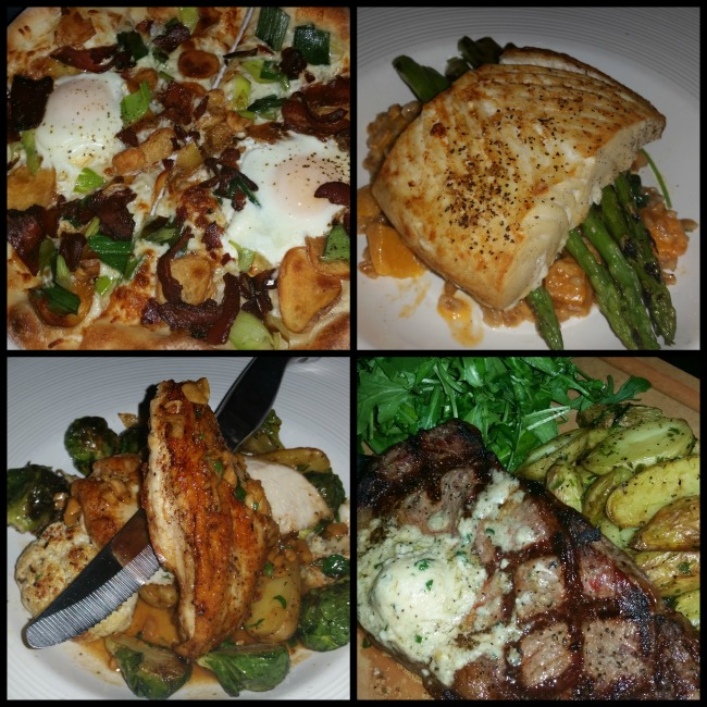 California Pizza Kitchen new dishes_look