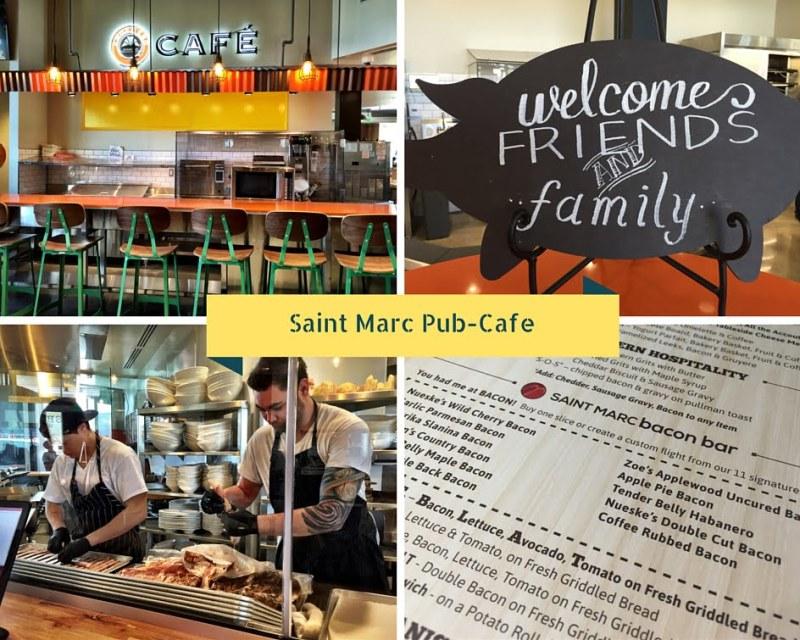 Saint Marc Pub-Cafe