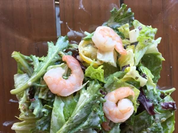 bay_shirimp_salad_bungalow