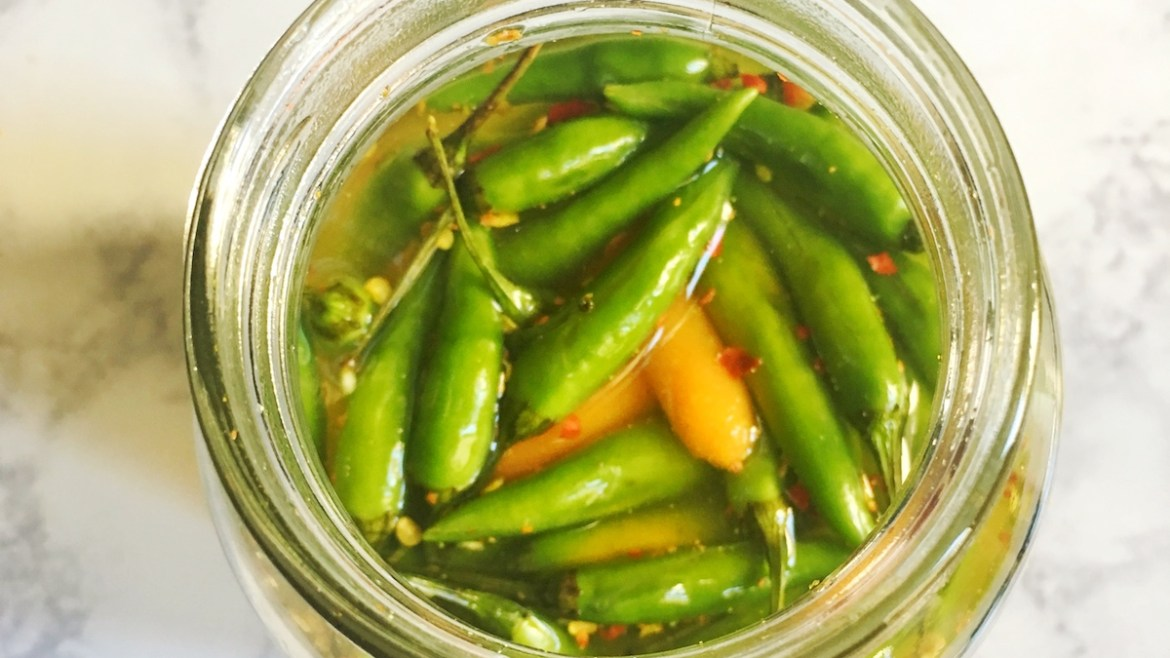 Pickling, a tradition that is good for your health!