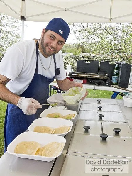 Chef Jake Rojas