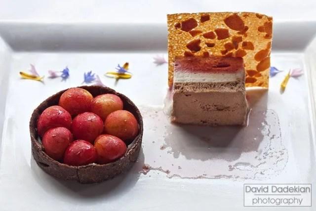 Gracie's Chocolate Cherry Tart 4