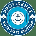 City Dining Cards: Providence Edition logo