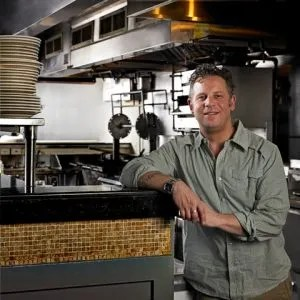 Chef Andy Husbands, appearing at The Sun WineFest, January 25-27, 2013