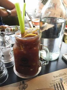 Eloquent Elephant Brunch: EE Bloody Mary