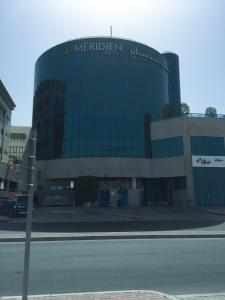 Hotel Review Le Meridien Fairway: exterior rear