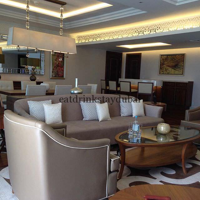 Travel Like a Rockstar: Waldorf Astoria Palm Jumeirah Suite upgrade