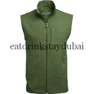 Wearable technology clothing: Scottevest RFID Travel Vest