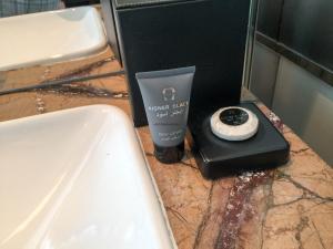 Steigenberger Hotel Dubai Review_bathroom 6