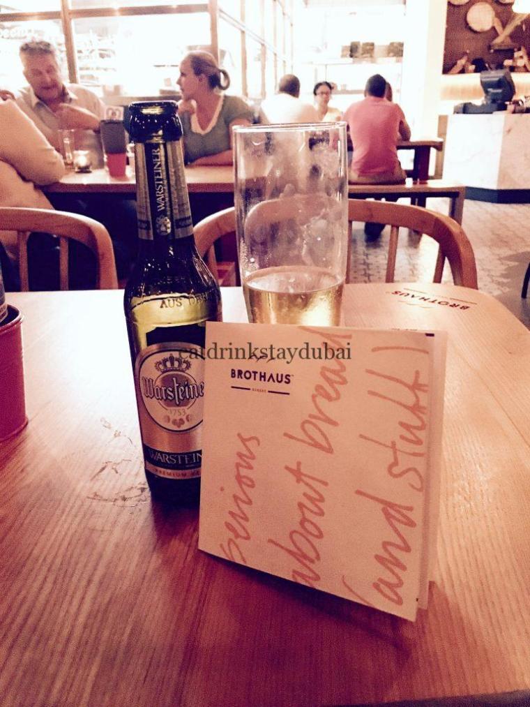 Brothaus Bakery Bistro_drinks 3 Warsteiner