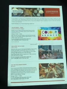 Steigenberger Hotel Dubai Review_events brochure 1