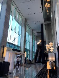 Steigenberger Hotel Dubai Review_lobby 3