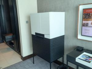 Steigenberger Hotel Dubai Review_room 3_cupboard