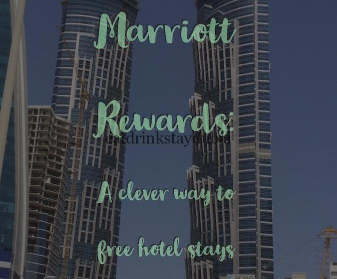 Marriott Rewards program - Reply Rewards
