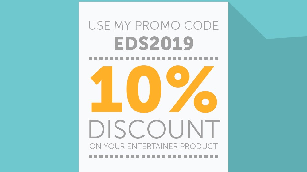 Home Again Promo Code 2020.Entertainer Promo Code Eds2019 Extra 10 Discount On