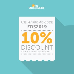 Entertainer Promo Code EDS2019