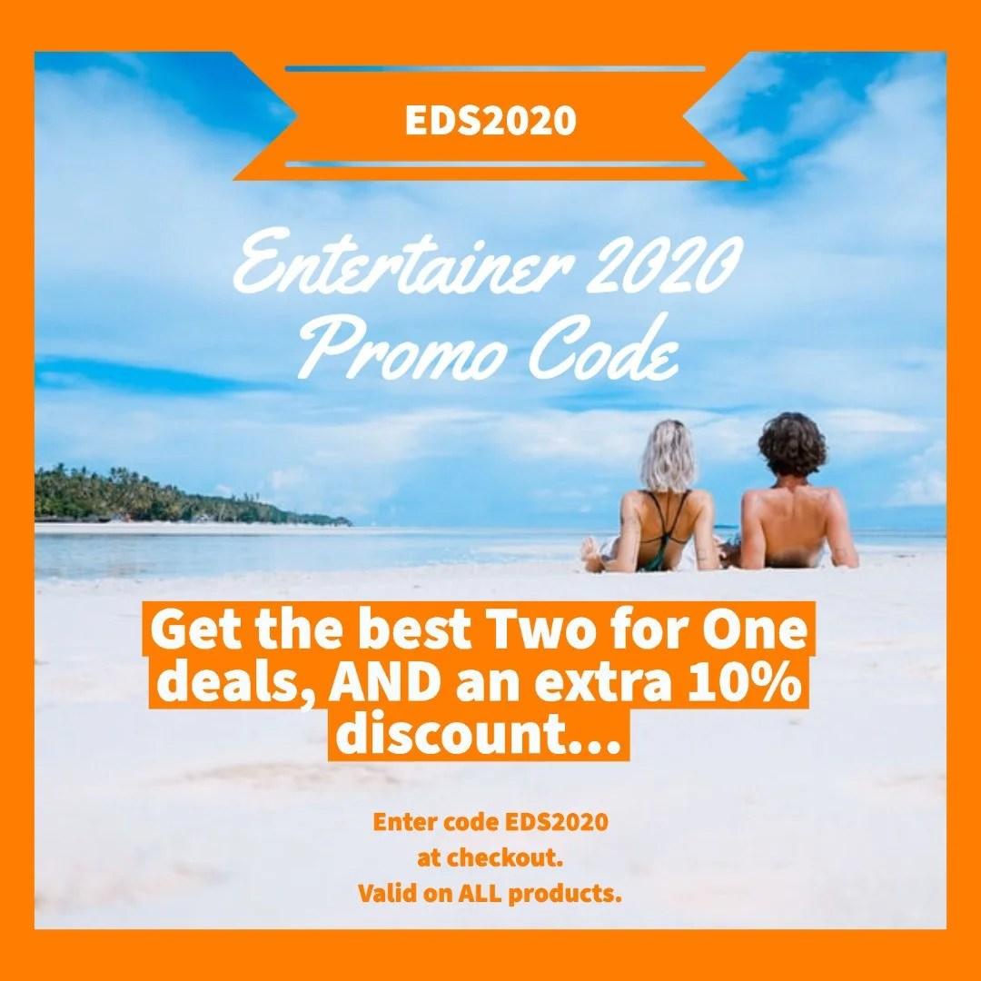 Entertainer Promo Code 2020_1