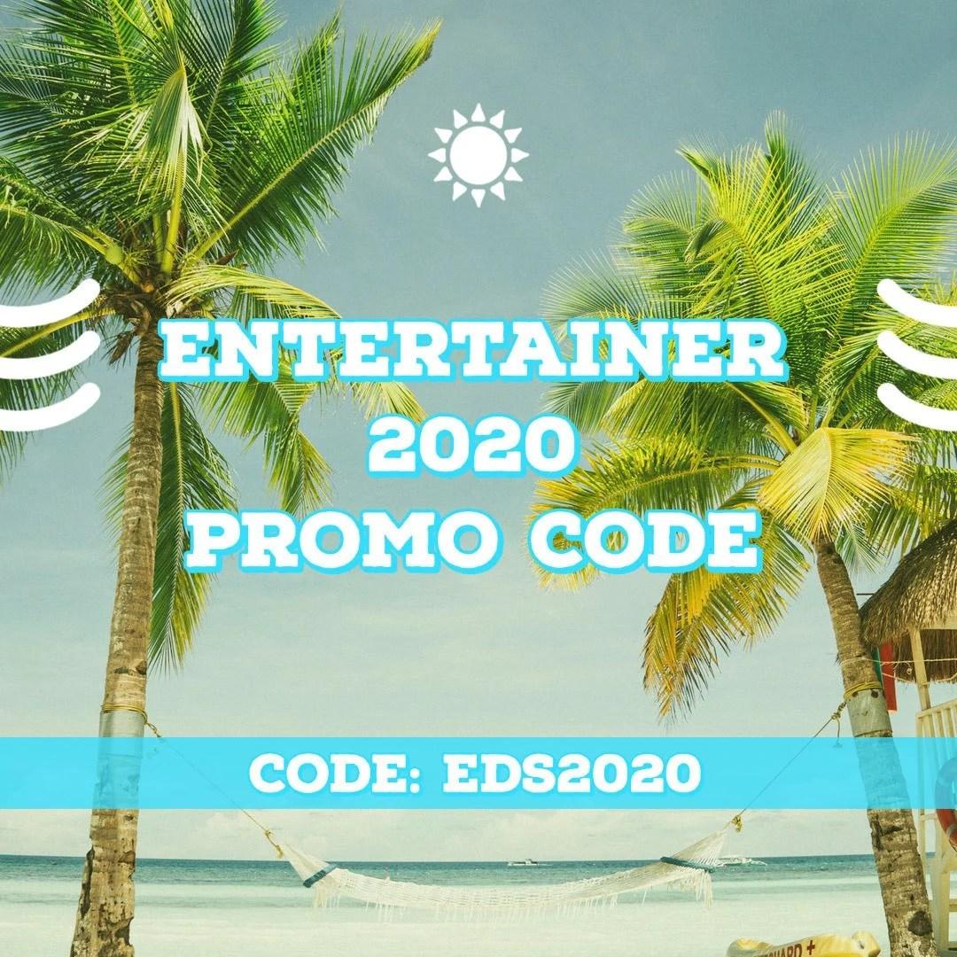 Entertainer Promo Code 2020_3