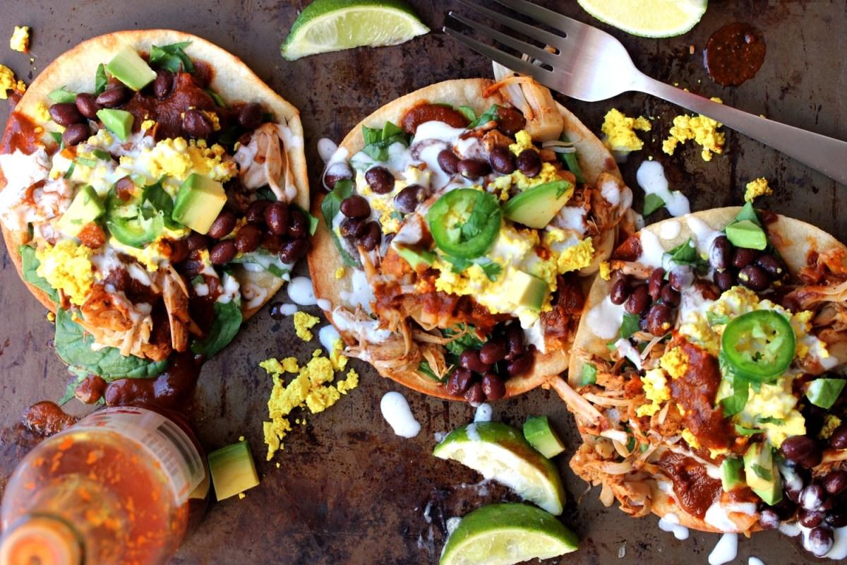 Huevos Rancheros (Vegan + Gluten Free)