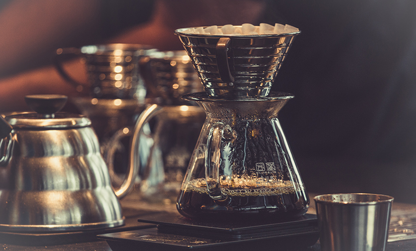 drinking coffee longer life