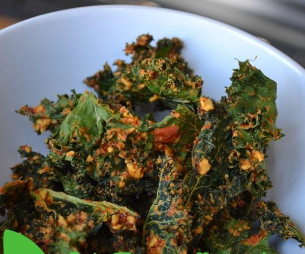 Nacho Mama's Kale Chips