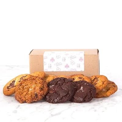 Gourmet Cookies Delivered by Salty Sweet Bakery