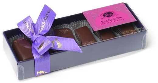 French Broad Custom Chocolate Collection Gift Box