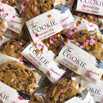 Individually Wrapped Vegan Cookies