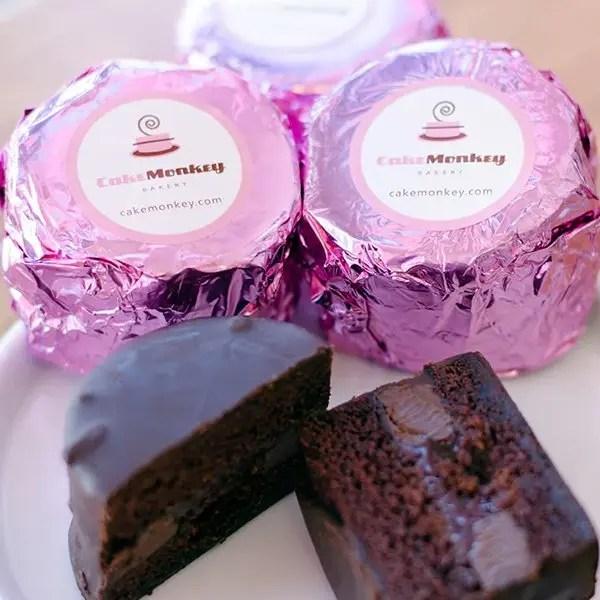 Vegan Sandwich Cookies, Order Online from Cake Monkey Bakery