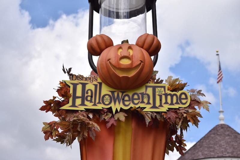 Disneyland Halloween Time 2017 Special Food – Part I of III