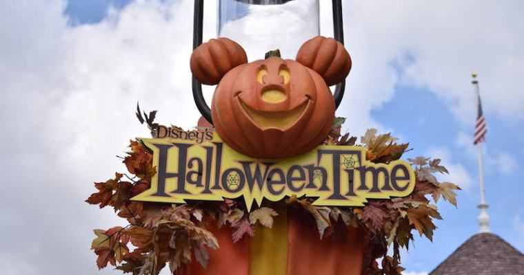 Disneyland Halloween Time 2017 Special Food – Part I of III