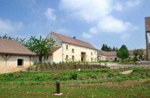 The exterior of La Bergerie