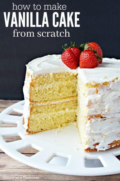 نتيجة بحث الصور عن how to make cake