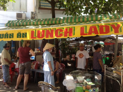 Image result for lunch lady saigon