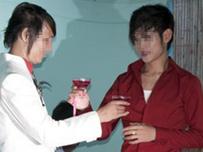 Gay Saigon marriage