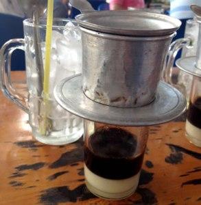 Saigon prices - coffee