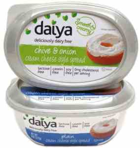 Daiya dairy free cream cheese