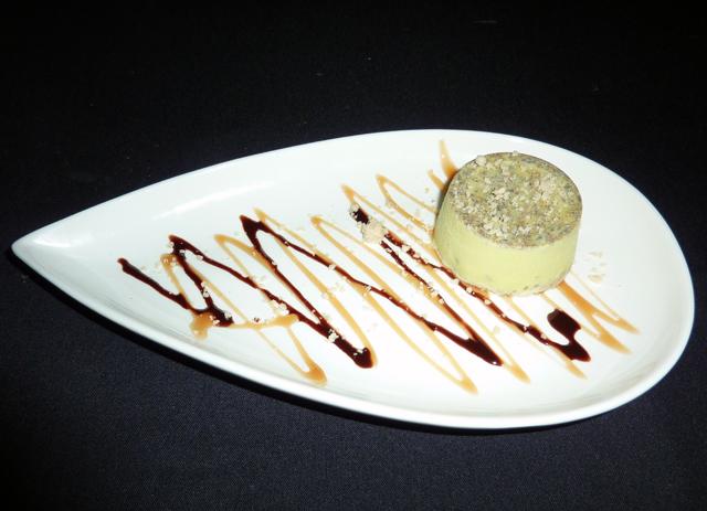 photo of the pistachio ice cream