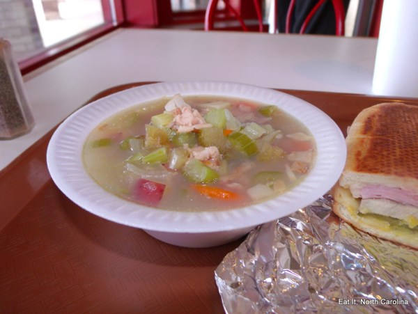 Boondini's - Outer Banks Clam Chowder