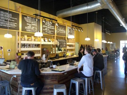 Jubala Coffee Village - Coffee Bar