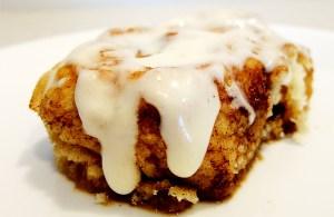 vanilla pudding cinnamon roll