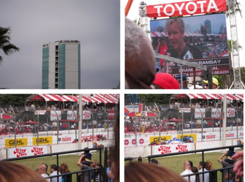 Pictures from the Long Beach Grand Prix
