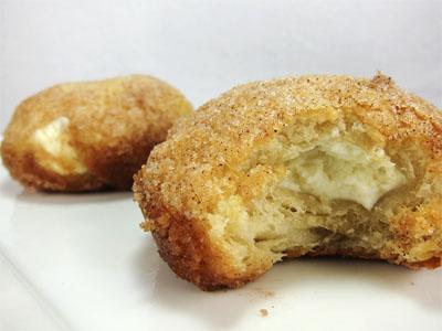cream cheese puffs