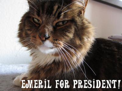 emeril for president