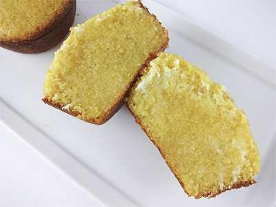 buttermilk corn muffins